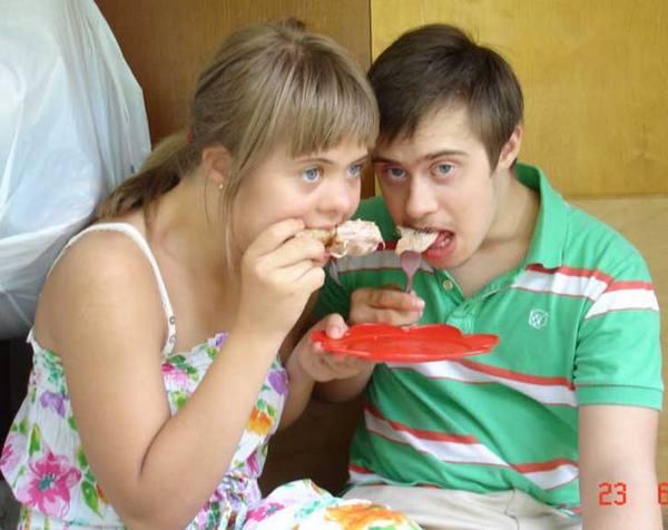 Fotos de personas con Síndrome de Down con sus sonrisas más puras 2