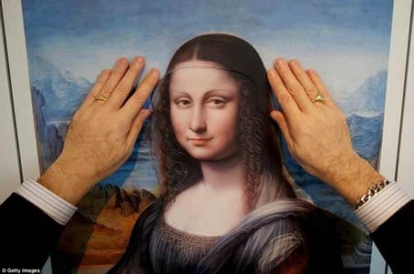 Grandes obras de arte adaptadas para personas ciegas 1