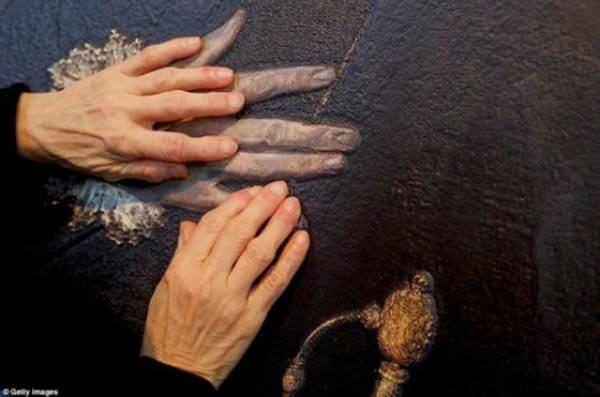 Grandes obras de arte adaptadas para personas ciegas 5