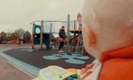 La vida desde el punto de vista de un niño que aprende a caminar