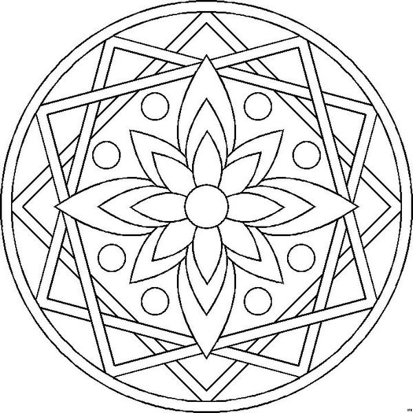 los mandalas para la meditaci n y el bienestar gu a espiritualmente. Black Bedroom Furniture Sets. Home Design Ideas