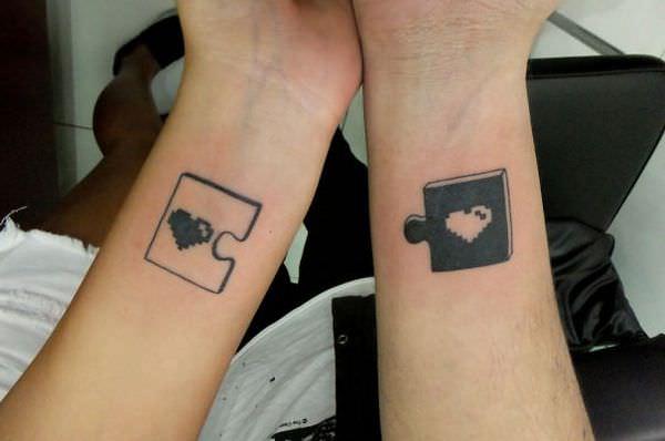 Los tatuajes de parejas más bonitos y originales 13