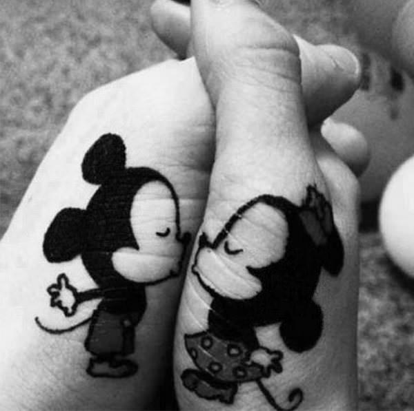 Los tatuajes de parejas más bonitos y originales 4