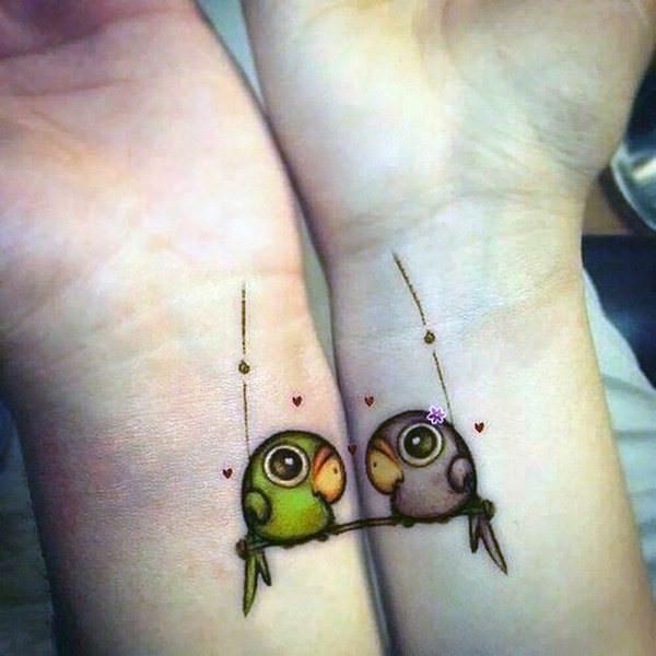 Los tatuajes de parejas más bonitos y originales 5