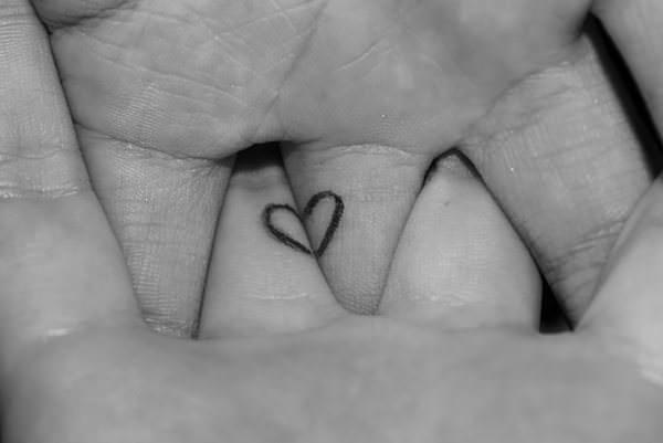 Los tatuajes de parejas más bonitos y originales 7