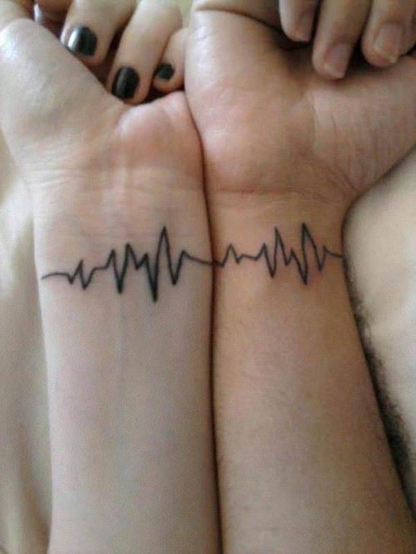 Los tatuajes de parejas más bonitos y originales 8