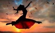 ¿Quieres ser feliz ¡Baila y disfruta de la vida!