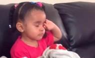 La reacción de una niña cuando ve El Rey León y la muerte de Mufasa