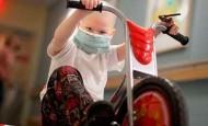 La vida de los niños enfermos en los hospitales