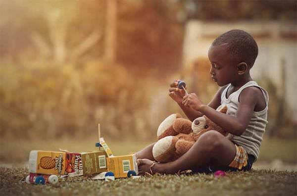 Niños jamaicanos disfrutan de su infancia y de la vida con lo poco que tienen 2