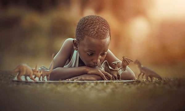 Niños jamaicanos disfrutan de su infancia y de la vida con lo poco que tienen 4