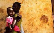 Padres y sus hijos en diferentes países del mundo
