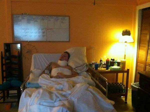 Se negó a desconectar a su marido en coma y despertó días después 5