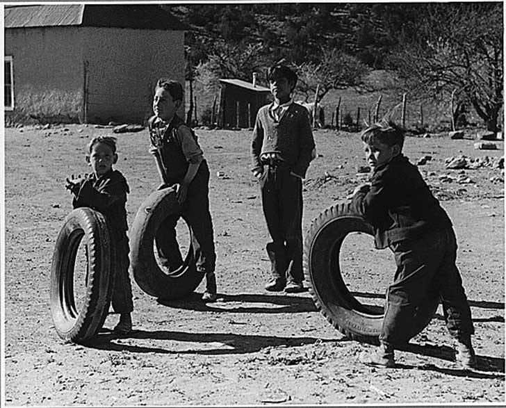¿Cómo se divertían y jugaban los niños antes de internet 4