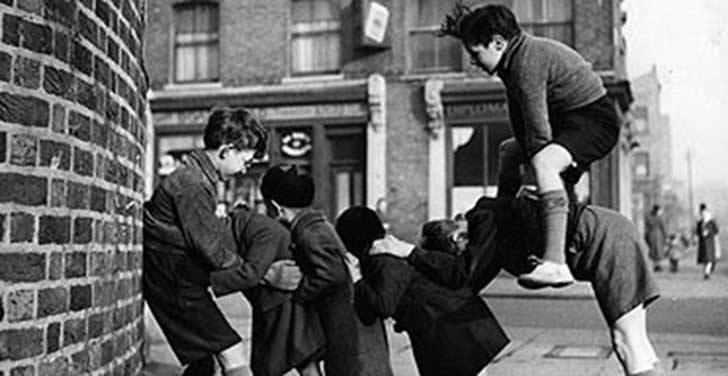 ¿Cómo se divertían y jugaban los niños antes de internet 5