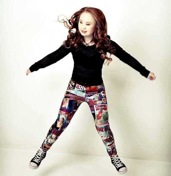 Esta joven con Síndrome de Down está revolucionando el mundo de la moda 2