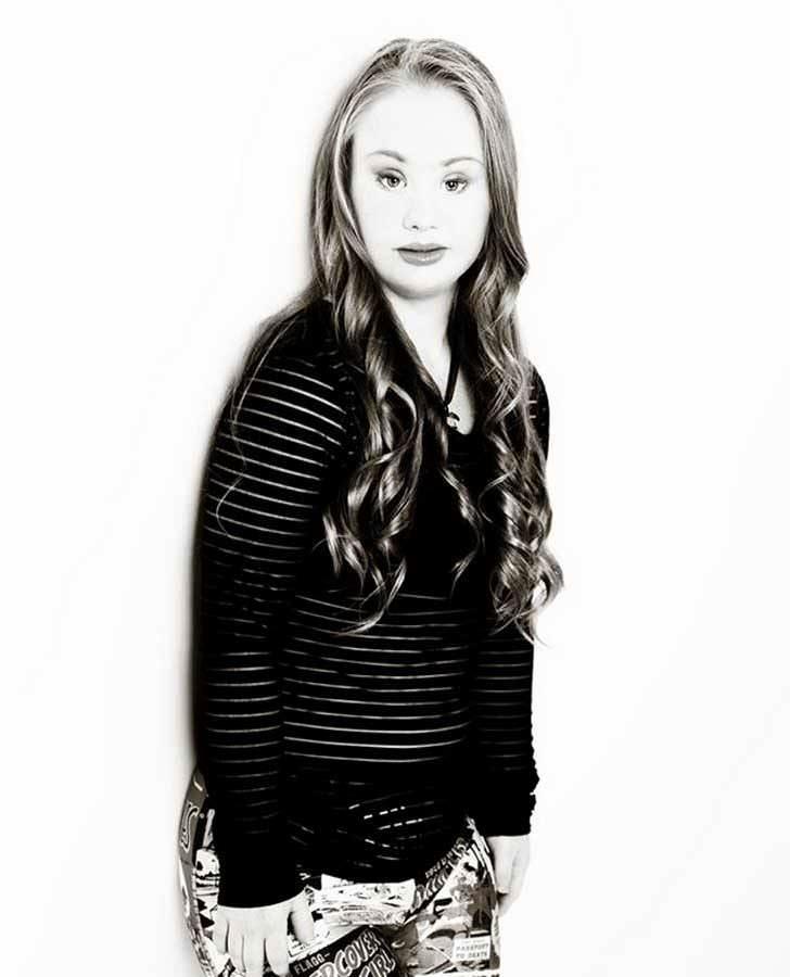 Esta joven con Síndrome de Down está revolucionando el mundo de la moda 3