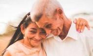 Esta pareja es muy feliz tras 40 años juntos