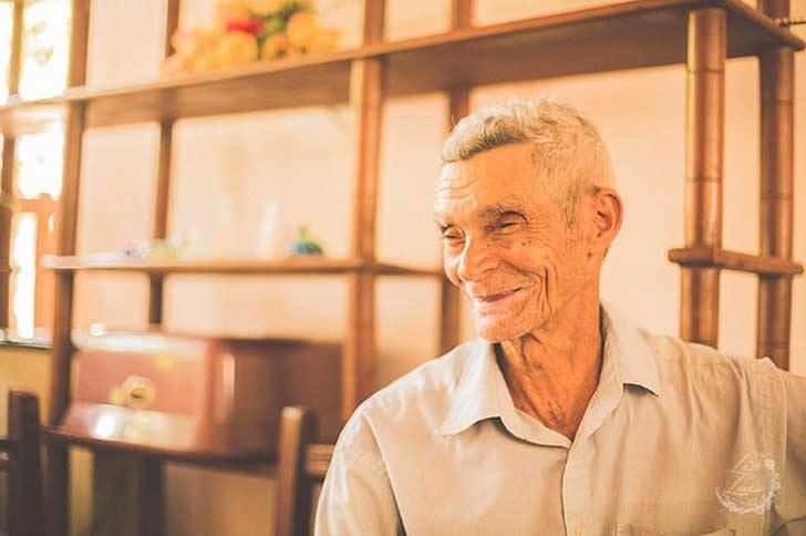 Esta pareja es muy feliz tras 40 años juntos 3