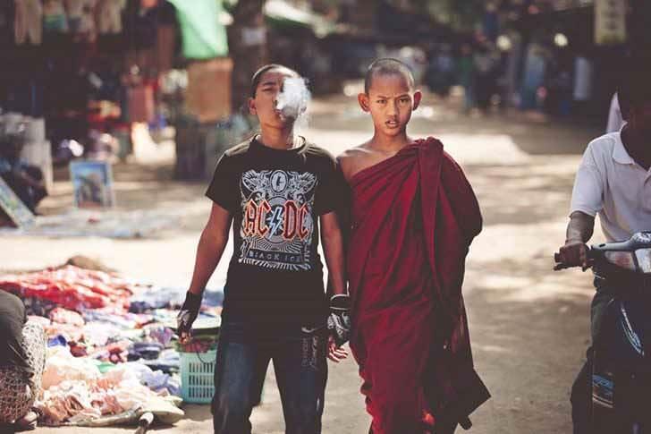 Fotografías impactantes para reflexionar sobre el mundo y la vida 1