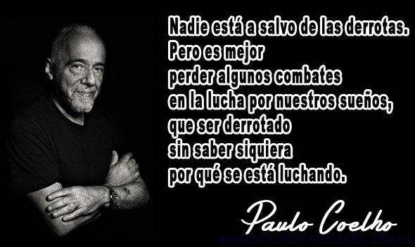 Las mejores frases de Paulo Coelho 1