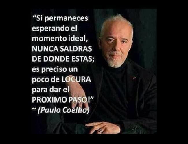Las mejores frases de Paulo Coelho 3