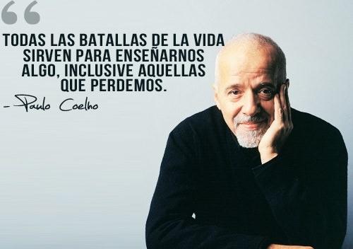 Las mejores frases de Paulo Coelho 5