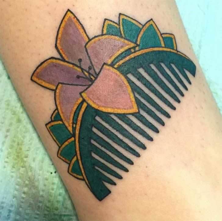 Princesas Disney convertidas en bonitos tatuajes 10